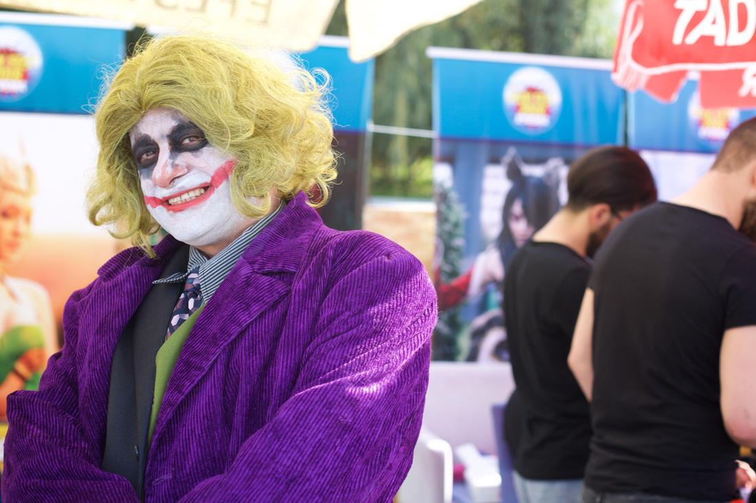 Cyprus Geek Fest Day 1, Achilleas Georgiou