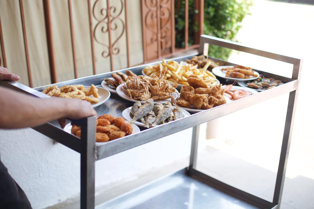 Fish Restaurant Greek Side