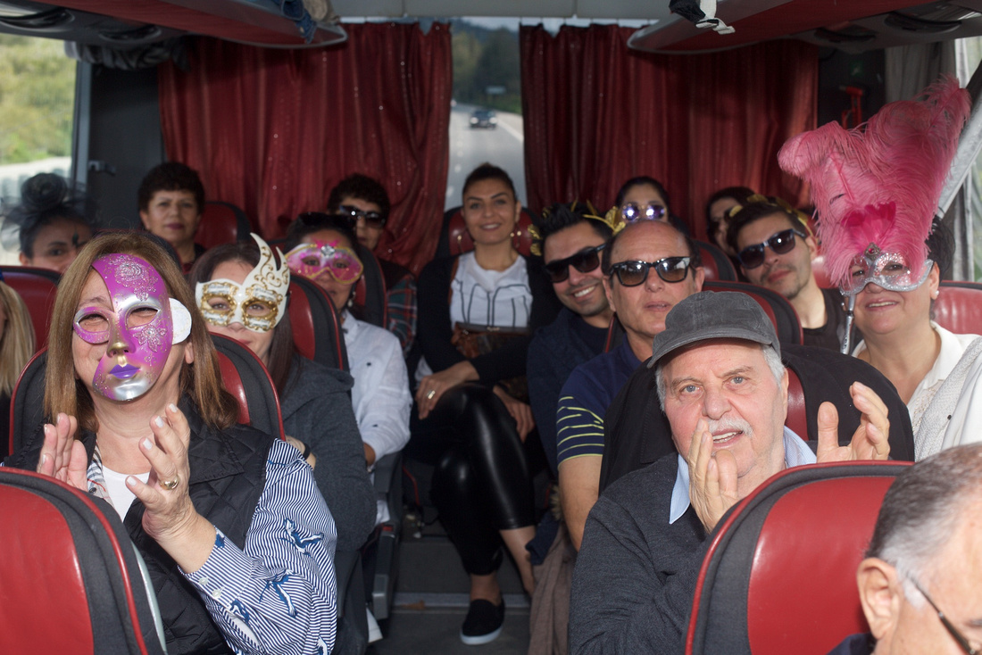 Limassol, Harbour and Carnival Begins