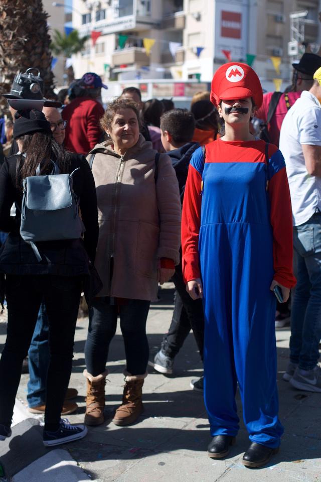 Its Mario
