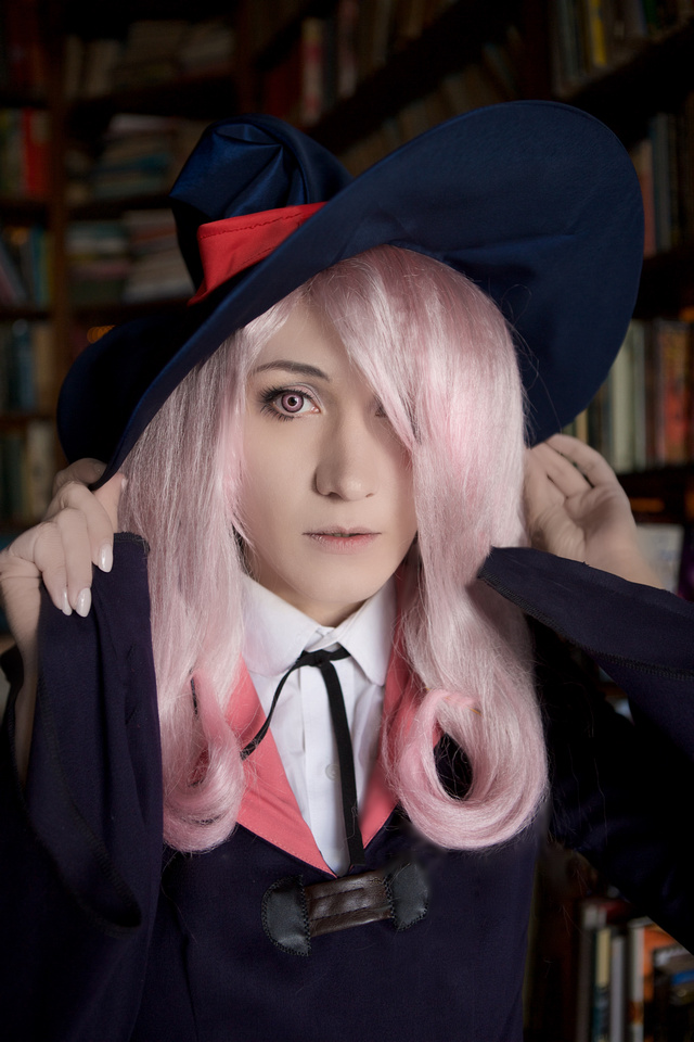 Tajfu Cosplay - Character - Sucy Manbaravan, from Little Witch Academia