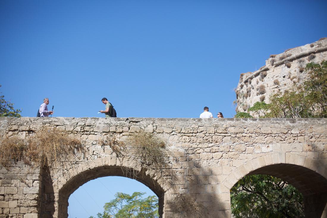 Kyrenia Old Town