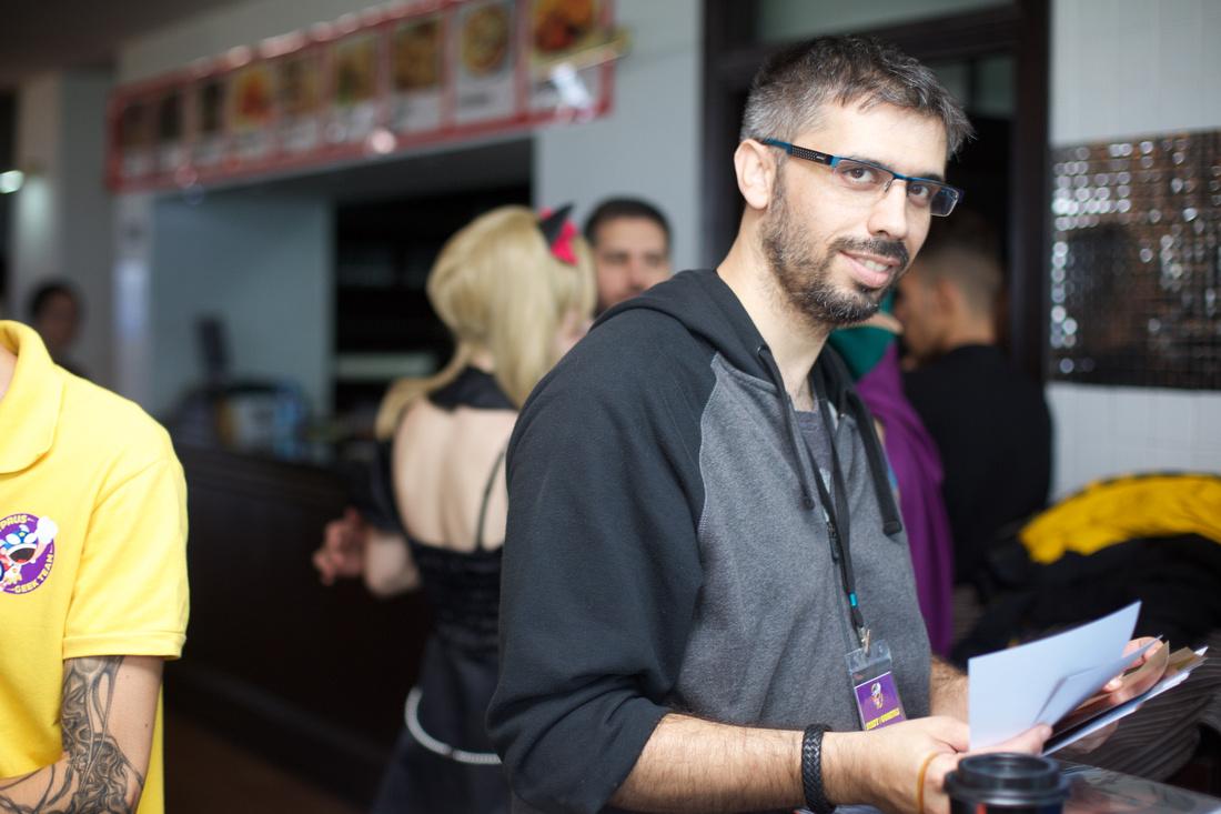 Ali Soyturk, organiser